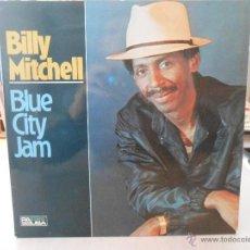 Discos de vinilo: BILLY MITCHEL - BLUE CITY JAM. Lote 53195354