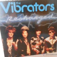 Discos de vinilo: THE VIBRATORS - RECHARGED. Lote 53195565
