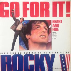 Discos de vinilo: JOEY B. ELLIS AND TYNETTA HARE - GO FOR IT! (HEART AND FIRE) . MAXI SINGLE . 1990 USA . Lote 53196078