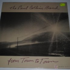 Discos de vinilo: PAUL COLLINS BAND.FROM TOWN TO TOWN. (CAROLINA RÉCORDS 1993. ).SPAIN. Lote 53210204