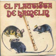 Discos de vinilo: EL FLAUTISTA DE HAMELIN (DISCO LIBRO MOVIEPLAY 1971). Lote 53221018