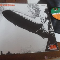 Discos de vinilo: LED ZEPPELIN LP. LED ZEPPELIN I MADE IN GERMANY. 1969.. Lote 53221080