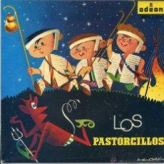Discos de vinilo: LOS PASTORCILLOS (ODEON 1959). Lote 53221805