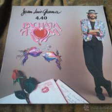 Disques de vinyle: JUAN LUIS GUERRA 4.40 BACHATA ROSA ED. KAREN RECORDS, 1990, 9752-75136-1. Lote 53221863