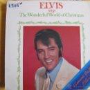 Discos de vinilo: LP - NAVIDAD - ELVIS PRESLEY - THE WONDERFUL WORLD OF CHRISTMAS (GERMANY, RCA RECORDS SIN FECHA). Lote 53225131