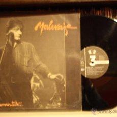 Discos de vinilo: MALEVAJE, UN MOMENTITO, TRES CIPRESES RECORDS,1998, PORTADA ABIERTA, COMO NUEVO. Lote 53226382