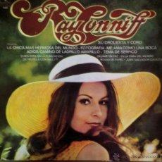 Discos de vinilo: LP ARGENTINO DE RAY CONNIFF Y SU CORO AÑO 1974. Lote 53229213