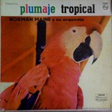 Discos de vinilo: LP ARGENTINO DE NORMAN MAINE Y SU ORQUESTA AÑO 1959. Lote 53229281