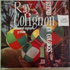 Discos de vinilo: LP ARGENTINO DE RAY COLIGNON AÑO 1957. Lote 53229495