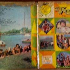 Discos de vinilo: LP ARGENTINO DE ARTISTAS VARIOS VERANO CON ALTA TENSIÓN AÑO 1971. Lote 53229538
