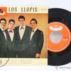 Discos de vinilo: DISCO EP VINILO - LOS LLOPIS. BASTA, ARTURO / AMOR DE NIÑOS - POLYDOR, AÑO 1961. Lote 53230354