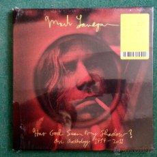 Discos de vinilo: MARK LANEGAN - HAS GOD SEEN MY SHADOW? (AN ANTOLOGY 1989-2011) 3 X LP'S BOX. Lote 53235703