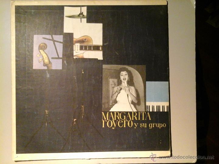 MARGARITA ROYERO Y SU GRUPO.LP PANART LD-3110. 1ªED (CA.1963). RARO PRENSAJE CUBANO.JAZZ- BEAT- POP. (Música - Discos de Vinilo - Maxi Singles - Grupos y Solistas de latinoamérica)