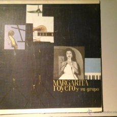 Discos de vinilo: MARGARITA ROYERO Y SU GRUPO.LP PANART LD-3110. 1ªED (CA.1963). RARO PRENSAJE CUBANO.JAZZ- BEAT- POP.. Lote 53241610