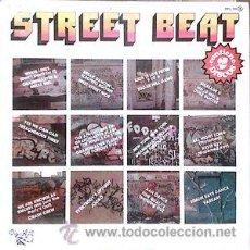Discos de vinilo: STREET BEAT . Lote 53246466