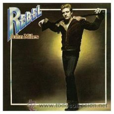 Discos de vinilo: JOHN MILES,REBEL. Lote 53246542