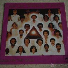 Discos de vinilo: EARTH WIND & FIRE ( BACK ON THE ROAD - TAKE IT TO THE SKY ) 1980-HOLANDA SINGLE45 CBS. Lote 53249322
