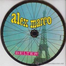 Discos de vinilo: EP ALEX MARCO - BICYCLE VINILO 45 RPM. Lote 53252374