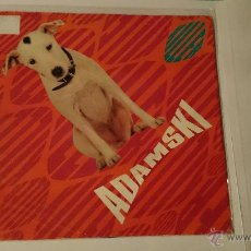Discos de vinilo: ADAMSKI (FT. SEAL) - KILLER / BASSLINE CHANGED MY LIFE (EDIC. ALEMANA 1990). Lote 53258973