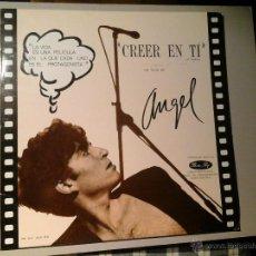 Discos de vinilo: ANGEL SORIA / JOAN BIBILONI.CREER EN TÍ.ASTRONAUTA DE CARTÓN.1ª EDICIÓN 1988.BLAU.BANDA SONORA. RARO. Lote 56733419