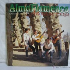 Discos de vinilo: ALMA FLAMENCA ** VINILO (LP) FOLCLORE ESPAÑOL. Lote 53260053