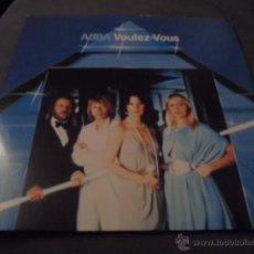 Discos de vinilo: ABBA --- VOULEZ-VOUS // LETRAS CANCIONES // 180 GRAMOS. Lote 53260339