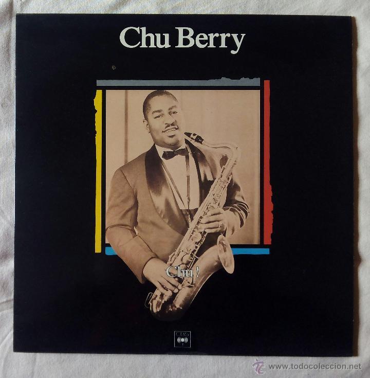 CHU BERRY, IDEM (CBS) LP - TEDDY WILSON (Música - Discos - LP Vinilo - Jazz, Jazz-Rock, Blues y R&B)