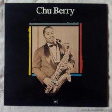 Discos de vinilo: CHU BERRY, IDEM (CBS) LP - TEDDY WILSON. Lote 53265074