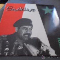 Discos de vinilo: SADDAM --- K.L.J.. Lote 53268942