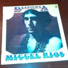 Discos de vinilo: MIGUEL RIOS - DESPIERTA - LP - 1970 - PRIMERA EDICCION.. Lote 53277244