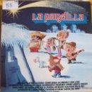 Discos de vinilo: LP - NAVIDAD - LA PANDILLA (SPAIN, DISCOS MOVIEPLAY 1972, PORTADA DOBLE). Lote 53285171