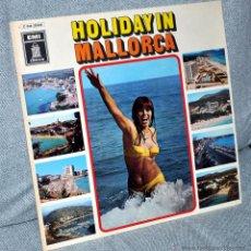 Discos de vinilo: LOS JAVALOYAS, BELAK, DIABLOS, MUSTANG, 5 DEL ESTE, GRUPO 15 Y OTROS - LP 12' - EDITADO EN ALEMANIA. Lote 53289011
