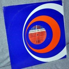 """Discos de vinilo: VALENCIA NO EXISTE - MAXI-SINGLE VINILO 12"""" - 4 TRACKS - HEAVEN'S RAVEN - PLASTIKA 1993. Lote 53289079"""
