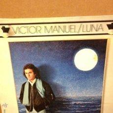 Discos de vinilo: LP DISCO VINILO VÍCTOR MANUEL LUNA . Lote 53290156