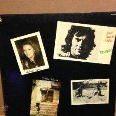 Discos de vinilo: LP DISCO VINILO JOAN MANUEL SERRAT RETRATOS. Lote 53290436