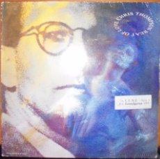 Discos de vinilo: MAXI-SINGLE DE CHRIS THOMPSON, BEAT OF LOVE. EDICION ARIOLA DE 1991 (ALEMANA).. Lote 53306720