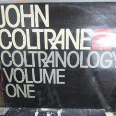 Discos de vinilo: JOHN COLTRANE -COLTRANOLOGY VOLUME ONE-LP. Lote 53307194