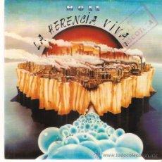 Discos de vinilo: SINGLE MOLL LA HERENCIA VIVA. Lote 53314728