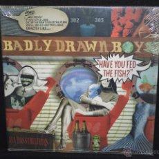 Discos de vinilo: BADLY DRAWN BOY - HAVE YOU FED THE FISH? - LP. Lote 53314929