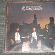 Discos de vinilo: BEE GEES - LIVING EYES - RSO RECORDS - SPAIN - 1981 - CARPETA GATEFOLD - IBL -. Lote 53316565