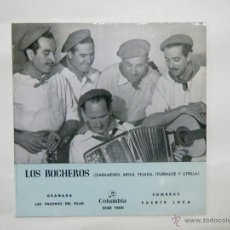 Discos de vinilo: LOS BOCHEROS .. Lote 53317664