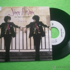Discos de vinilo: JIMI HENDRIX THE WIND CRIES MARY SINGLE GERMANY 1992 PDELUXE. Lote 53323480