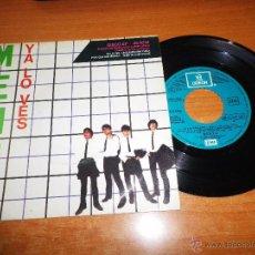Discos de vinilo: MENTA YA LO VES / UN LUGAR UNA CHICA EP VINILO PROMO EDICION LIMITADA (5000 COPIAS) 1980 4 TEMAS. Lote 53323830
