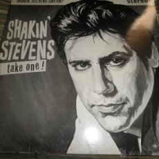 Discos de vinilo: SHAKIN´ STEVENS - TAKE ONE LP - ORIGINAL INGLES - EPIC RECORDS 1979 - STEREO -. Lote 53333058