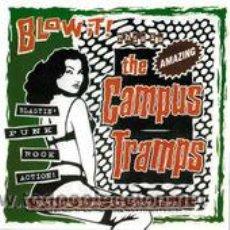 Discos de vinilo: THE CAMPUS TRAMPS – BLOW IT!. - LP. Lote 158314441