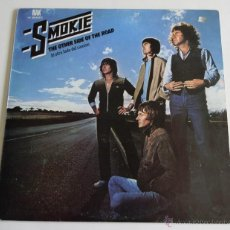 Discos de vinilo: SMOKIE - THE OTHER SIDE OF THE ROAD. Lote 53335938