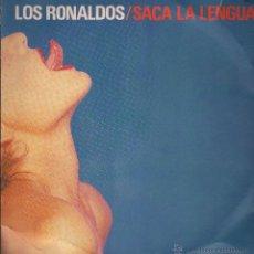 Discos de vinilo: SACA LA LENGUA LOS RONALDOS ..LP. Lote 53342646