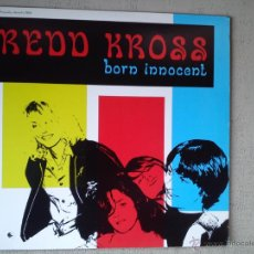 Discos de vinilo: REDD KROSS -BORN INNOCENT- (1986) LP DISCO VINILO. Lote 53342733