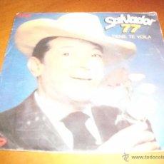 Discos de vinilo: SINGLE DE HENRI SAVADOR, SALVADOR 77 TIENS TE VOILA. EDICION RCA DE 1977 (FRANCIA) RARA.. Lote 53342811