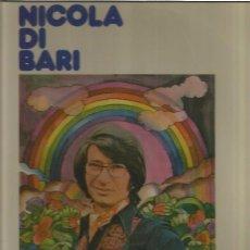 Discos de vinilo: NICOLA DI BARI 1972. Lote 53354418